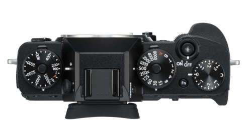 Fujifilm X-T3_Black_Top