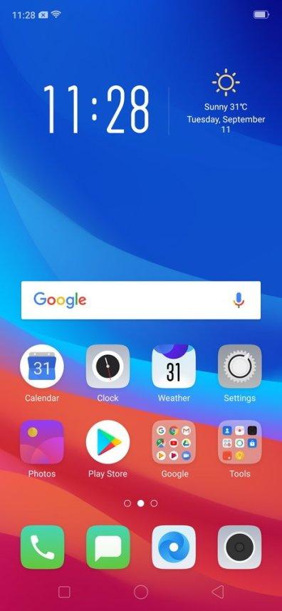 Oppo F9 ColorOS 5.2 (1)