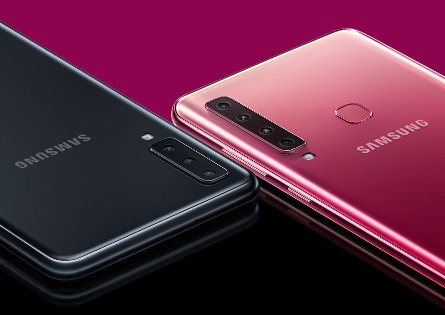 Gadget Guide Samsung Galaxy A9 2018 Dan Galaxy A7 2018 Apa Saja Perbedaannya Gadget Guide 12 October 2018