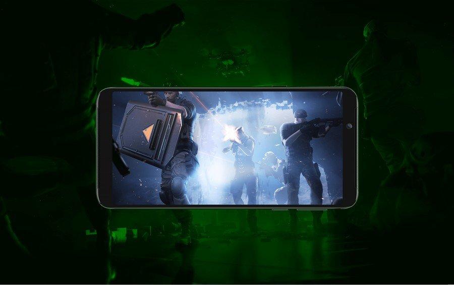 Xiaomi Black Shark Helo: Varian Baru dengan RAM 10 GB dan Memori Internal 256 GB 17 android, xiaomi, Xiaomi Black Shark, XIaomi Black Shark Helo