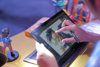HP ENVY X360 ilustrasi