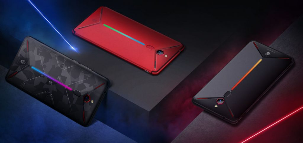 Nubia Red Magic Mars: Kini Dibekali Snapdragon 845 dan RAM 10 GB 19 android, gaming, Nubia, Nubia Red Magic Mars