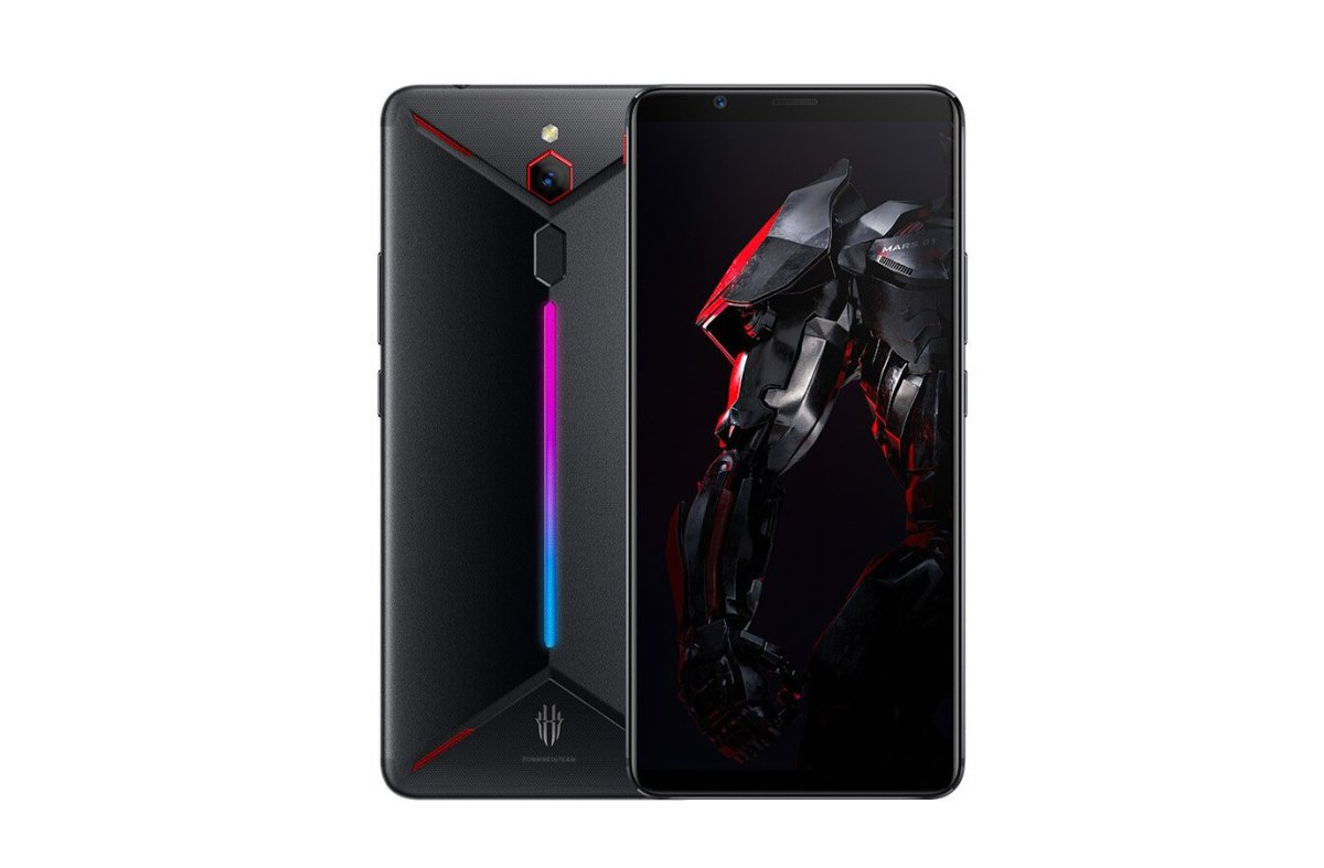 Nubia Red Magic Mars: Kini Dibekali Snapdragon 845 dan RAM 10 GB 16 android, gaming, Nubia, Nubia Red Magic Mars