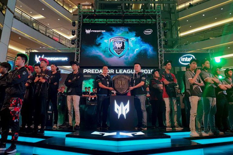 Opening Predator League 2019 Taman Anggrek