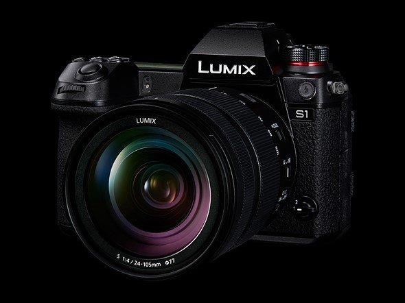 Panasonic Lumix S1: Versi Hemat Lumix S1R dengan Resolusi Sensor 24 Megapixel 1