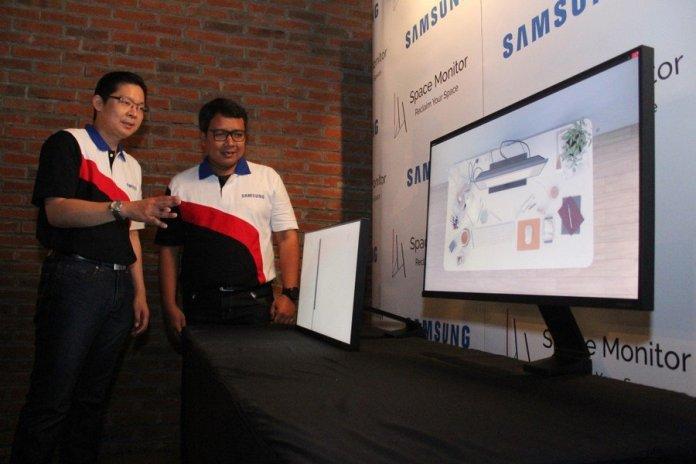 Andalkan Desain Modern Minimalis, Samsung The Space Monitor Dibanderol 5 Jutaan Rupiah 1