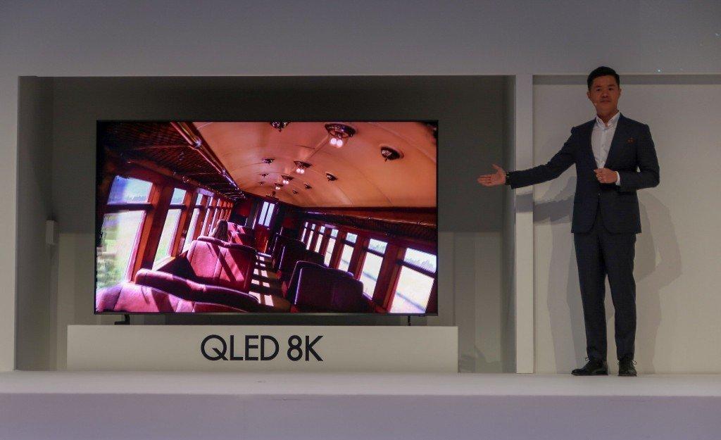 [Samsung Forum 2019] Samsung Pamerkan Beragam Inovasi Terbaru dari Kategori TV dan Home Appliance 16 Home Appliance, samsung, Samsung Forum 2019, Samsung QLED TV, tv