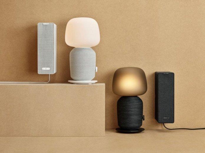 IKEA SYMFONISK: Lampu Meja dengan WiFi Speaker Garapan Sonos 1