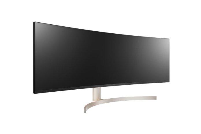 LG 49WL95C-W: Monitor Lengkung 49 Inci dengan Resolusi 5K dan Stereo Speaker 2