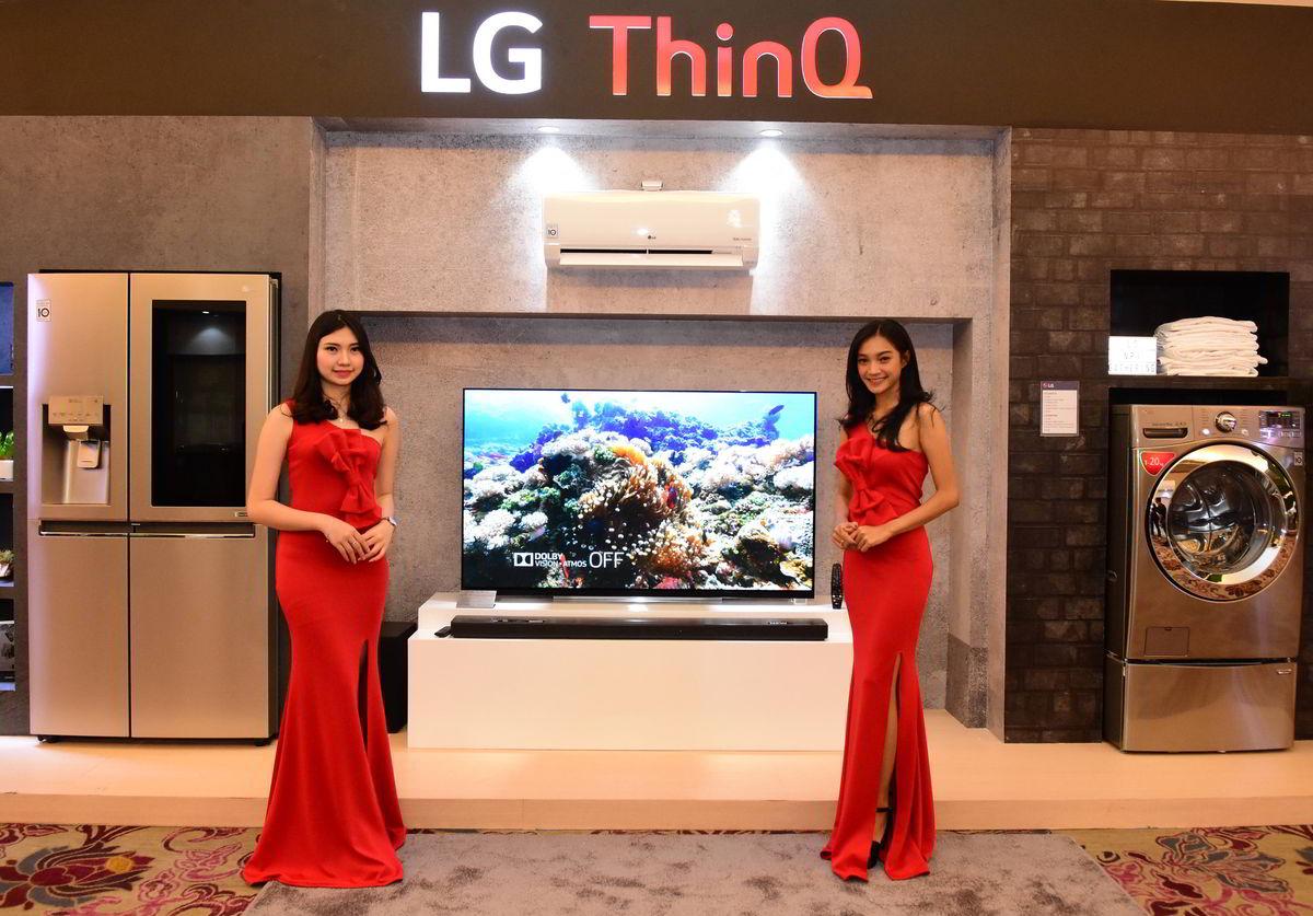 LG Perkenalkan Koleksi Produk Elektronik Rumahan dengan Kecerdasan Buatan & IoT untuk 2019 13