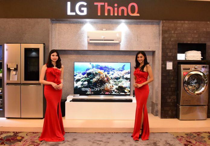 LG Perkenalkan Koleksi Produk Elektronik Rumahan dengan Kecerdasan Buatan & IoT untuk 2019 3