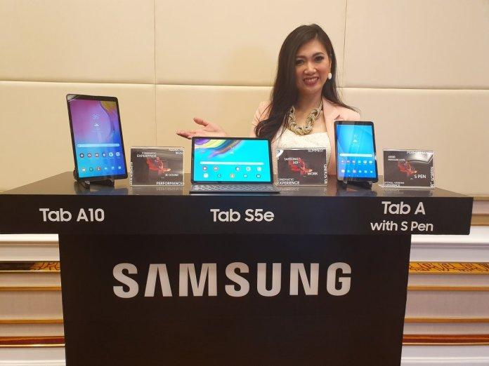 Samsung Resmikan Galaxy Tab S5e, Tab A10 dan Tab A with S-Pen dengan Harga Mulai dari 3 Jutaan 7