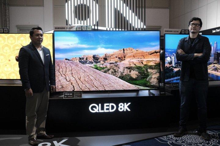 Resmi Hadir di Indonesia, Samsung QLED 8K TV Dijual Mulai dari 80 Jutaan Rupiah 14
