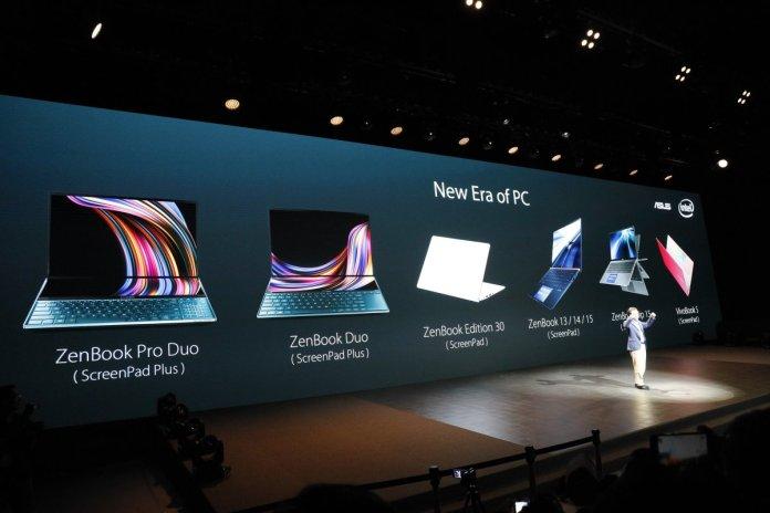 [Computex 2019] ASUS Umumkan Jajaran Laptop ZenBook dan VivoBook dengan Layar Ganda yang Semakin Canggih 1