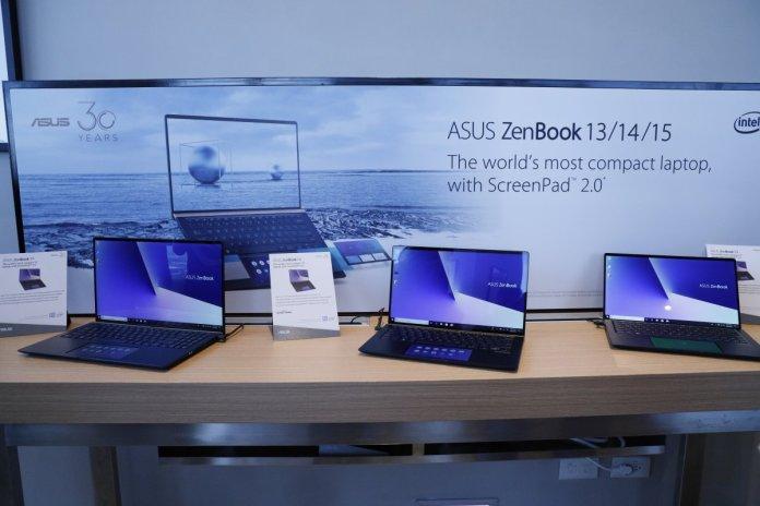 [Computex 2019] ASUS ZenBook 13 (UX334), ZenBook 14 (UX434) dan ZenBook 15 (UX534): Trio Laptop Ringkas dengan Layar Ganda 3