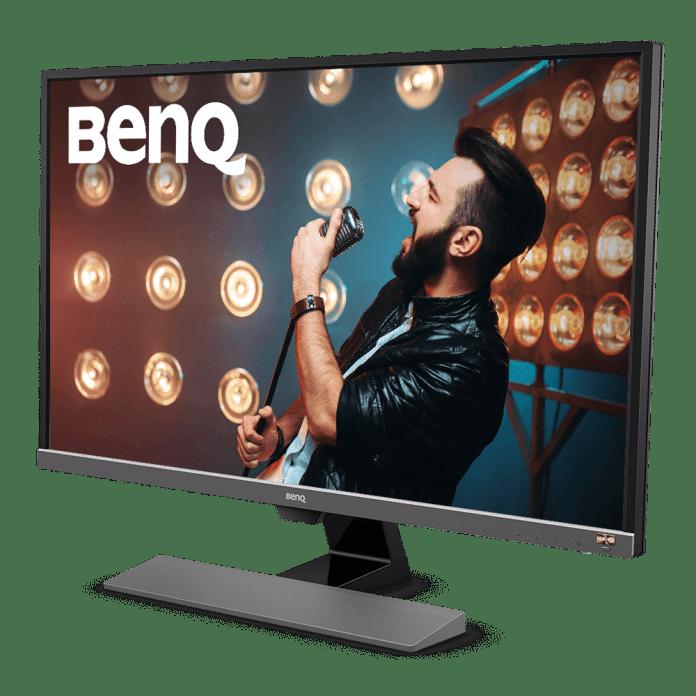 Review BenQ EW3270U, Monitor 4K HDR Terjangkau Untuk <em>Gaming</em> 1