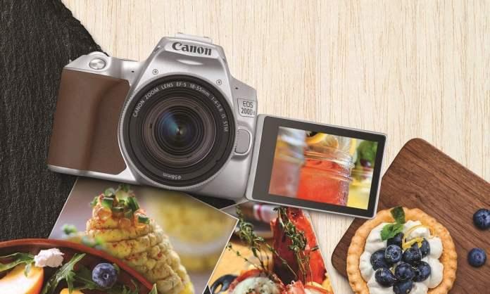 Dijual 10 Jutaan Rupiah, Canon EOS 200D II Resmi Hadir di Indonesia 1