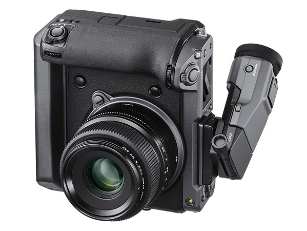 Fujifilm GFX100: Mirrorless Medium Format Revolusioner dengan Sensor 102 Megapixel 4