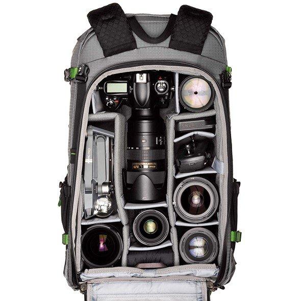 MindShift BackLight Elite 45L: Kapasitas 45 Liter, Bisa Bawa DSLR dengan Lensa Zoom, 5 Lensa Cadangan dan Drone 2
