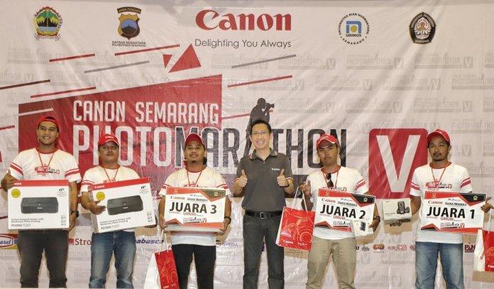 Canon Semarang PhotoMarathon 2019 Sukses Digelar, Dimeriahkan Ribuan Peserta dari Berbagai Daerah 2