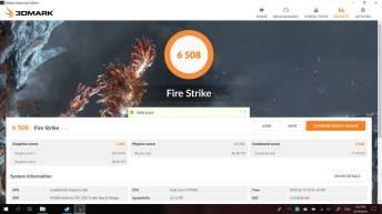 3d mark fire strike dell xps 1570