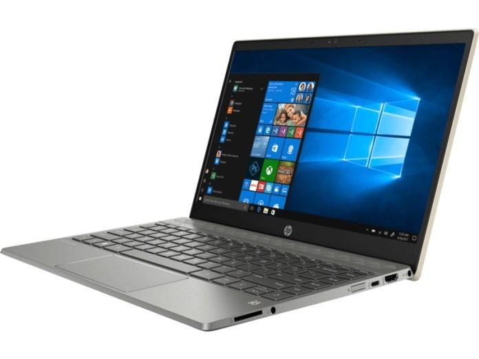 HP Pavilion 13-an0014tu: Laptop 13 inci Ringan dengan Intel Core i7 Generasi Ke-8 2