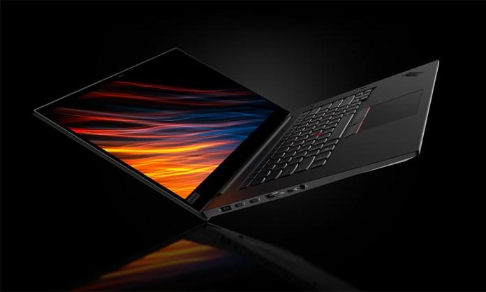 Lenovo ThinkPad P1 Gen 2: Kini Tersedia dengan Opsi Prosesor Intel Xeon dan Layar Sentuh 4K OLED HDR 1