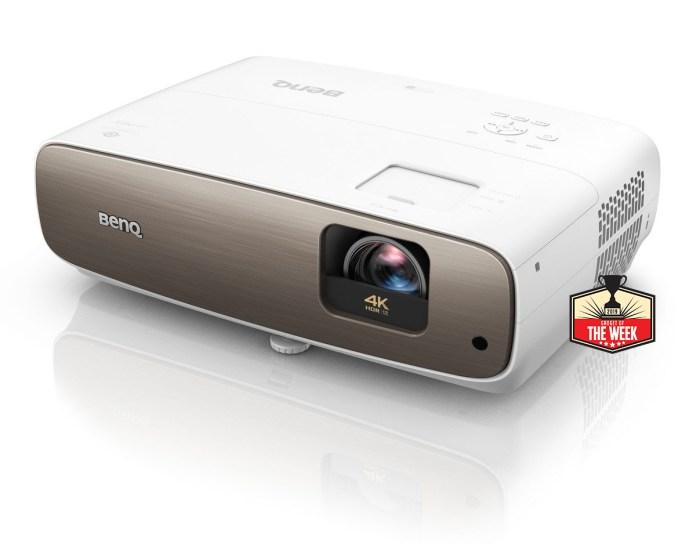 Gadget of The Week #13 2019: BenQ W2700, Proyektor DLP HDR PRO 4K Untuk Home Theater di Rumah 1