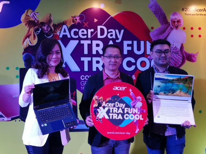 Acer Day 2019 Resmi Digelar, Tawarkan Cashback Hingga 1 Juta Rupiah, 2222 Hadiah Seru Hingga Trip Ke Korea 1