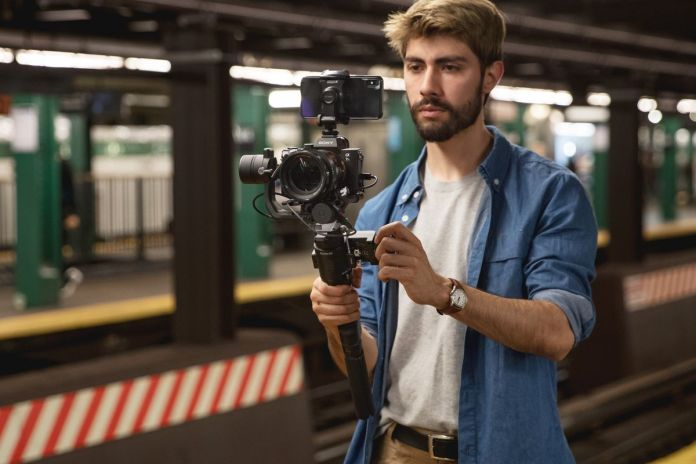 DJI Ronin-SC: Gimbal 3 Axis yang Ringkas dan Ringan Untuk Kamera Mirrorless 1