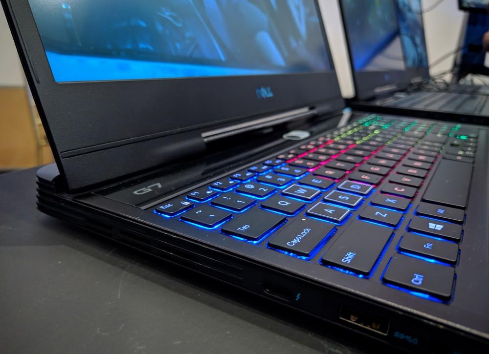 Hadir di Indonesia, Laptop Gaming Dell G7 15 (7950) Andalkan Bodi Lebih Tipis dan Kartu Grafis RTX 20-Series 19 dell, Dell G7 15, gaming