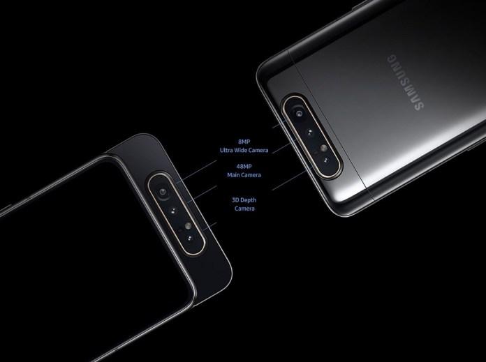 Review Samsung Galaxy A80: Smartphone <em>Stylish</em> dengan 3 Kamera Putar dan Snapdragon 730G 5