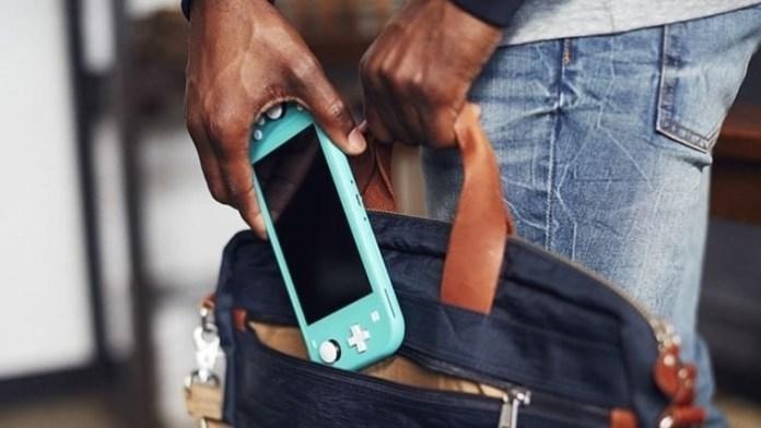 Nintendo Switch Lite: Versi Hemat Switch dengan Desain Handheld dan Baterai Lebih Tahan Lama 3