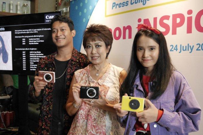 Dijual Mulai dari Sejutaan Rupiah, Canon iNSPIC [S] dan iNSPIC [C] Resmi Hadir di Indonesia 1