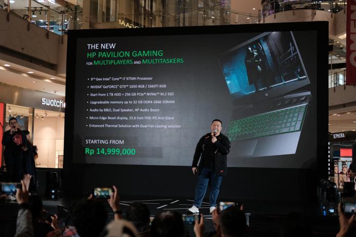 HP Luncurkan OMEN X2S, OMEN 15 dan Pavilion Gaming Terbaru di Indonesia 5