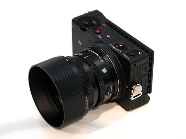 Sigma fp: Kamera Mirrorless Full Frame Paling Kecil dan Ringan di Dunia 2