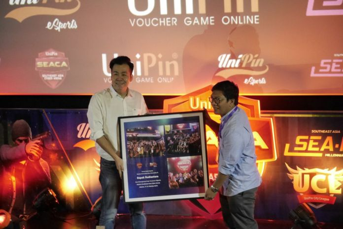 UniPin Gelar SEACA 2019 dengan Total Hadiah Hingga 2,4 Miliar Rupiah 1