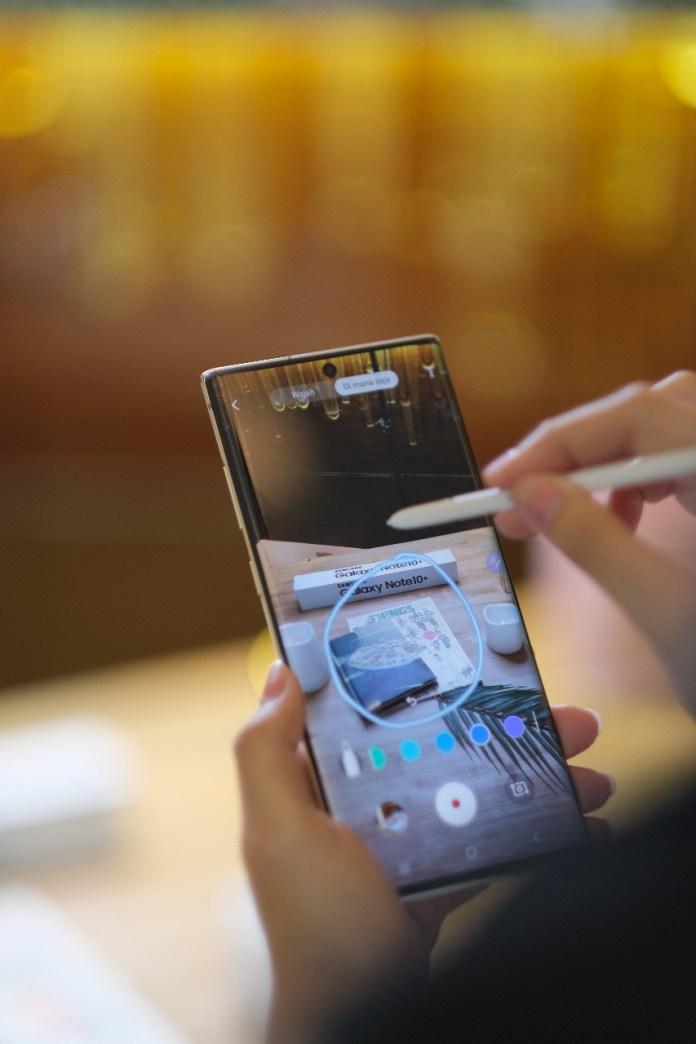 [Hands-On] Kesan Pertama Menggenggam Samsung Galaxy Note10 dan Galaxy Note10+ 4
