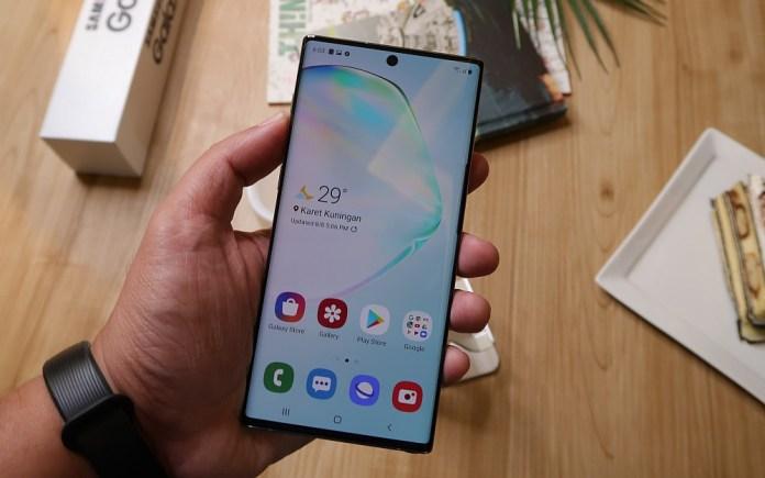 [Hands-On] Kesan Pertama Menggenggam Samsung Galaxy Note10 dan Galaxy Note10+ 2