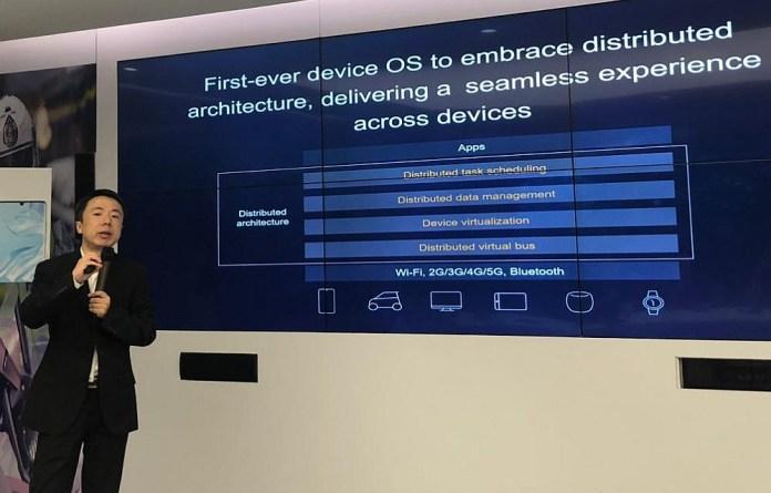 Mengenal HarmonyOS, Sistem Operasi Baru Garapan Huawei 1
