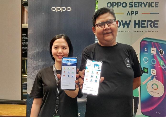 OPPO Luncurkan Aplikasi OPPO Service dan Layanan Perbaikan Cepat 1 Jam