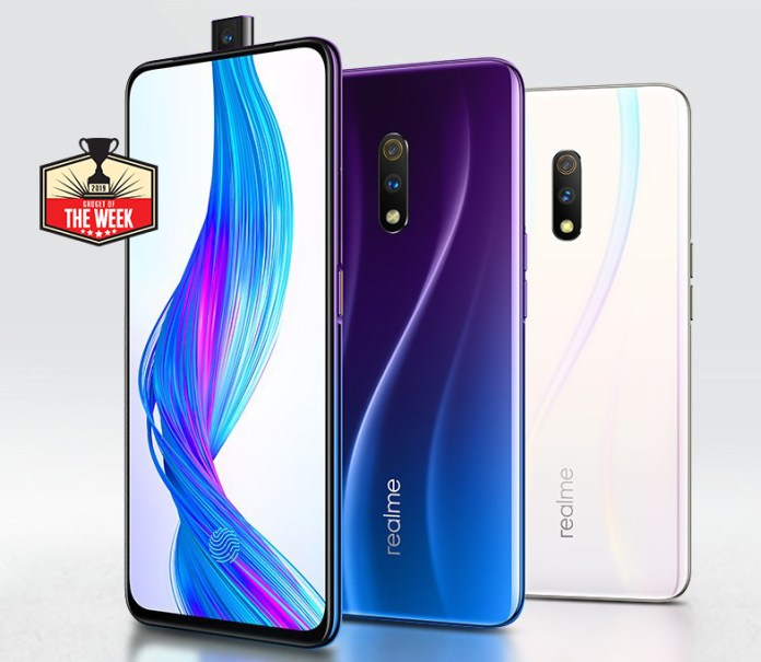 Gadget of The Week #16 2019: Realme X, Harga 3 Jutaan dengan RAM 4GB dan Memori Internal 128GB 1
