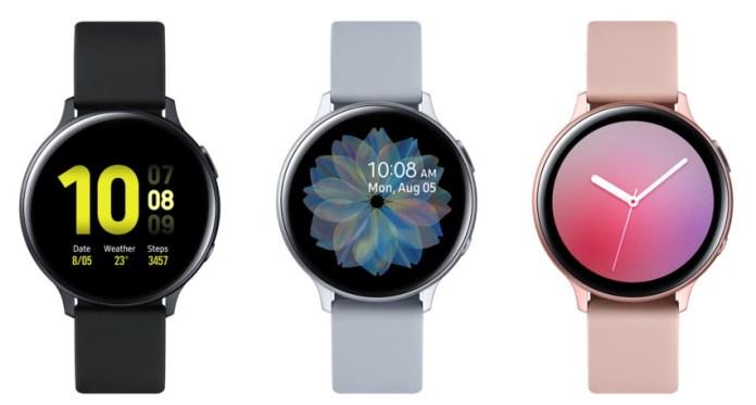 Samsung Galaxy Watch Active2: Smartwatch dengan Rotating Touch Bezel dan Dukungan Sensor EKG 3