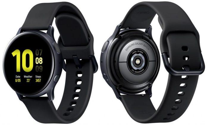 Samsung Galaxy Watch Active2: Smartwatch dengan Rotating Touch Bezel dan Dukungan Sensor EKG 2