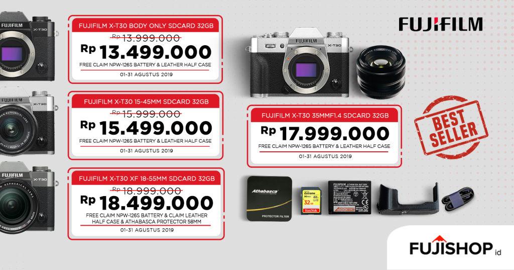 5 Fitur Ini Bikin Fujifilm X-T30 Cocok Banget Bagi Videografer & <em>Content Creator</em> 23 fujifilm, fujifilm x-, harga, indonesia, kamera fuji, kamera mirrorless, review fujifilm x-t30, spesifikasi, x-t30