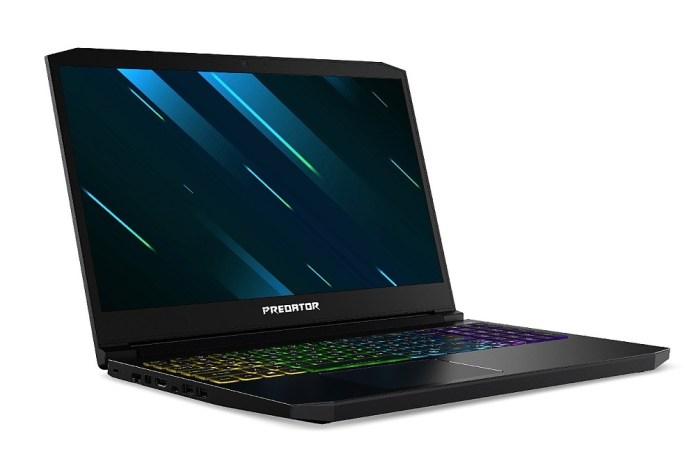 [IFA 2019] Acer Umumkan Predator Triton 300, Laptop Gaming dengan Bodi Ramping dan Ringan 1
