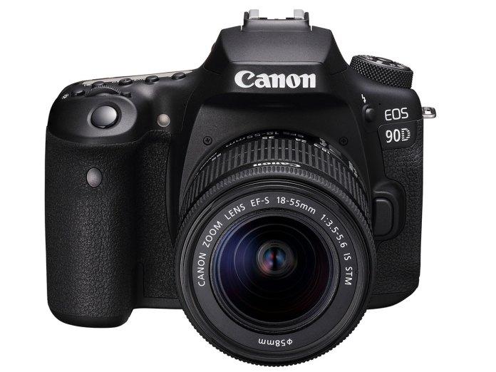 Canon EOS 90D dan EOS M6 Mark II:  DSLR dan Mirrorless Pertama Canon yang Bisa Rekam Video 4K Tanpa Crop 1