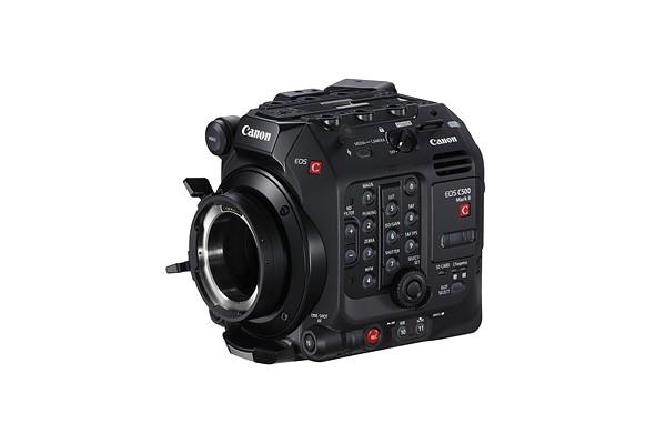 Canon EOS C500 Mark II: Kamera Cinema EOS Pertama dengan Fitur Penstabil Elektronik 5-axis 1