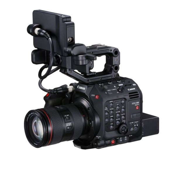 Canon EOS C500 Mark II 5