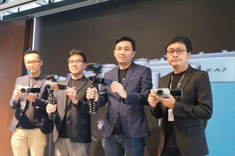 Andalkan Perekaman Video 4K & Layar Putar, Fujifilm X-A7 Dijual 10 Jutaan Rupiah 73